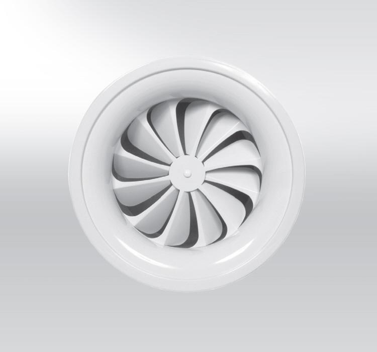 воздухораспределителные устройства для вентиляции