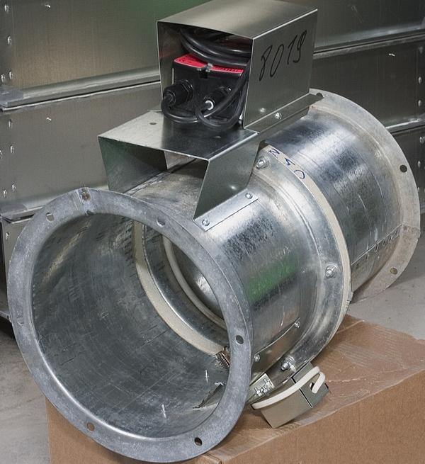 Клапан обратный RK-86B-40-040